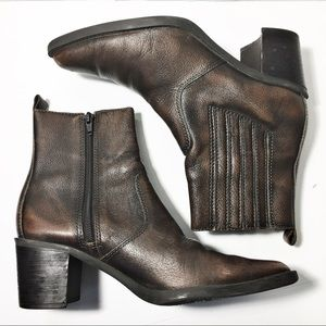 Seychelles Shoes - Seychelles distressed booties